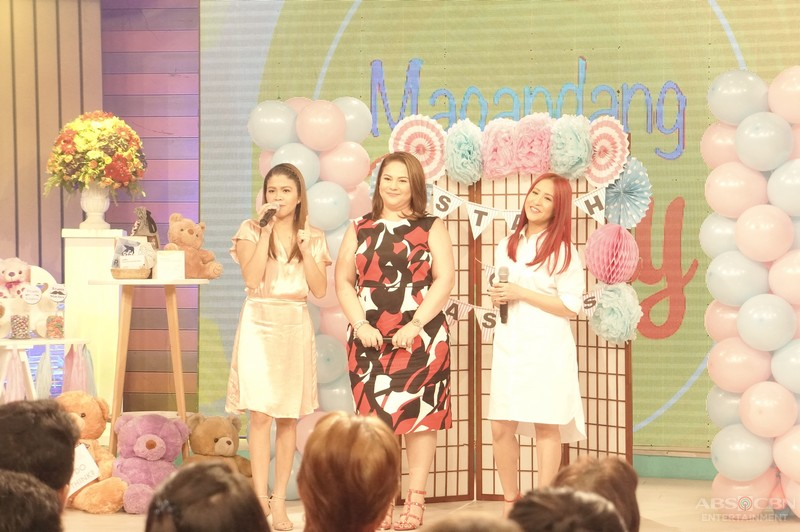 PHOTOS: Magandang Buhay with Iza Calzado and Rufa Mae Quinto