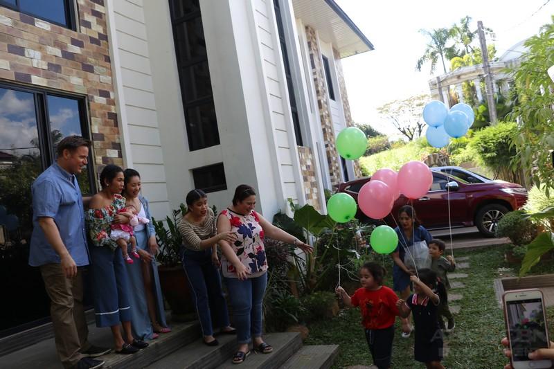 Magandang Buhay Momshies visit Pokwang and Baby Malia