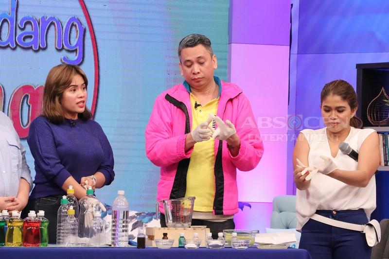 PHOTOS: Magandang Buhay with DJ Cha-Cha & Nadia Montenegro