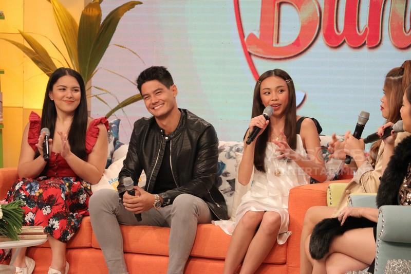 PHOTOS: Magandang Buhay 'K-Pop' Momshies with Maymay, Daniel & Ria