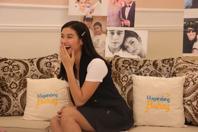 PHOTOS: Magandang Buhay with Liza Soberano & Michelle Vito