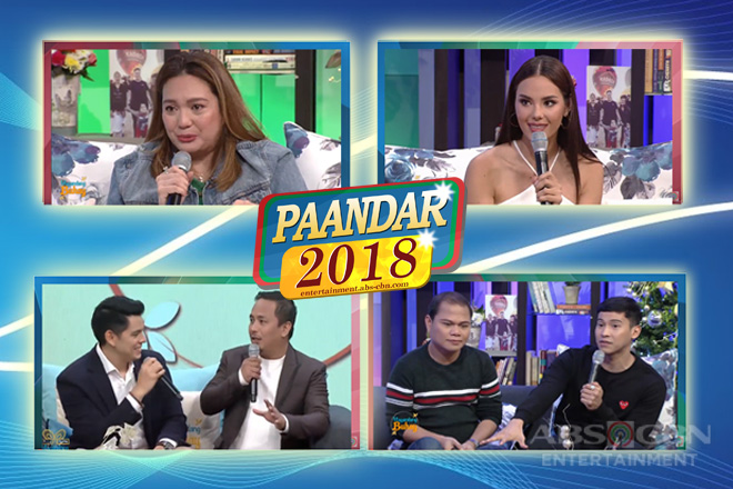 PAANDAR 2018: Celebrities whose generosity touched us on Magandang Buhay